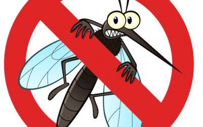 Tájékoztatás földi szúnyoggyérítésről