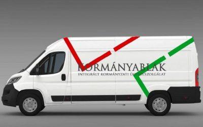 Mobilizált Kormányablak Ügyfélszolgálat