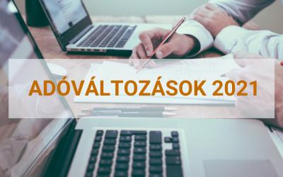 Gépjárműadó, iparűzési adó – Változások 2021-ben